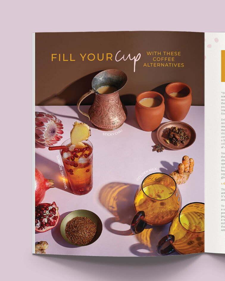Swell Mag - Coffee Alternatives